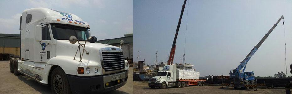 Dịch vụ vận tải hàng hóa nội địa
