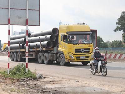 Quy đinh mới về tải trọng, khổ giới hạn và lưu hành xe quá tải trọng